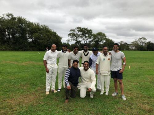 Columbia Playing XI at Rhode Island
