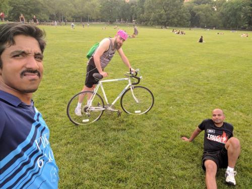 Central Park Practice-1