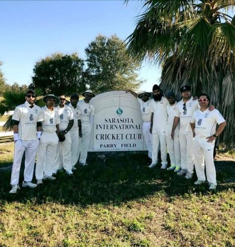Sarasota cricket club