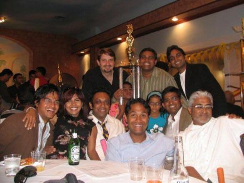 2008 CCL Trophy