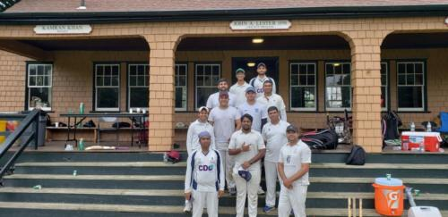 Columbia Team @Haverford Cricket Club
